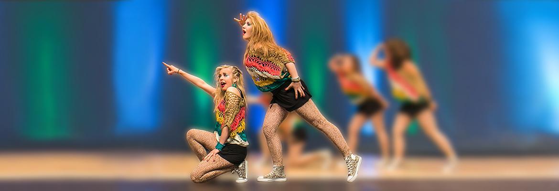 Kindertanzen, Jugend tanzt, Tanzkurs, Kindertanzkurs, Hip Hop, Videoclip Dancing, Ballett, Kreativer Kindertanzkurs, Showdance, Wettbewerb
